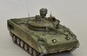 BMP3 with Arena