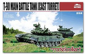 Russia T-90 Main Battle Tank (new toolings)