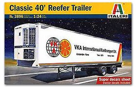 Classic 40' Reefer Trailer