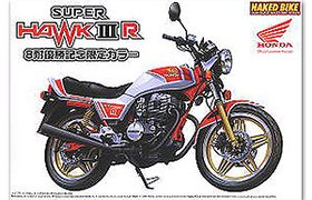 1:12 #67 Honda SUPER HAWK IIIR (1981)2400