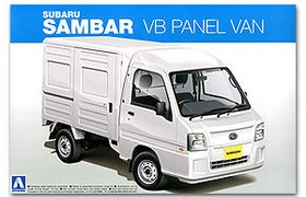 Subrau Sambar VB Panel Van