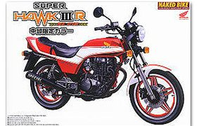 Honda Super Hawk III R Chubu Limited Color
