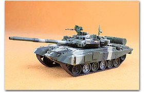 T-90A 20th Separate Guards Motor Rifle Brigade No140 (finished model w/case)