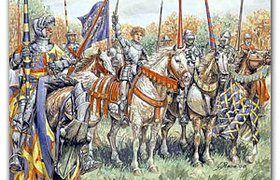100 Years War French
