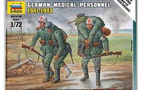 WW2 German Medical Personnel 1941-1943