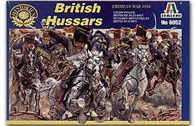 British Hussars - Crimen War