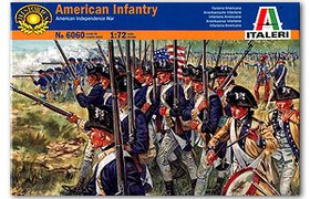 American Infantry - US Indip. War (1776)