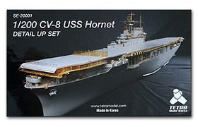 1/200 CV-8 USS Hornet Detail set
