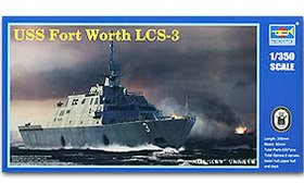 USS LCS-3 Fort Worth