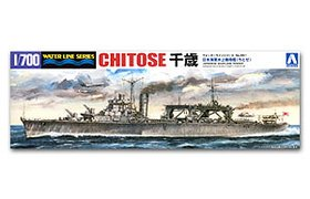 IJN Seaplane Carrier Chitose