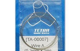 Wire A(0.3mm x 1m)