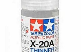 X-20A Acrylic Paint Thinner 46ml