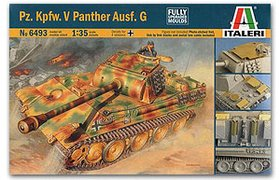 Pz.Kpfw. V Panther Ausf. G With Extra Large Pe Parts