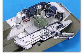 Stryker Driver's Compartment set