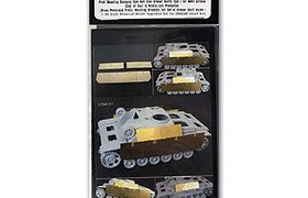 Pivot-Mounting Swinging Type Hull Side Armour Skirts Type I for StuG.III Ausf.G Mid/Late Prod.